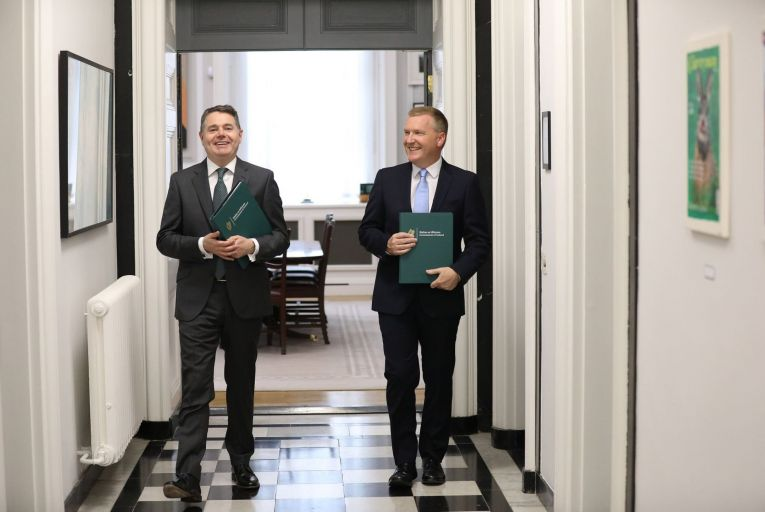 Budget 2022: RTÉ appearance to show if coalition really delivered something for everyone in the audience