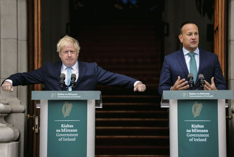 The Last Post: Johnson's cynicism could work in Ireland's favour