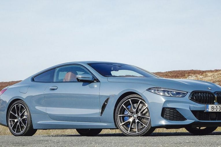 The new BMW 8 Series Coupé: fast by any measure, and it even sounds good too