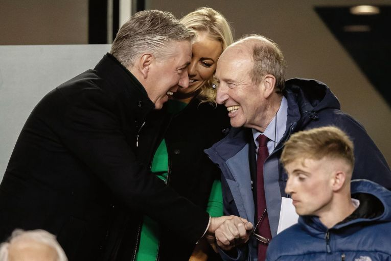Ross takes aim at Delaney and 'dysfunctional' FAI
