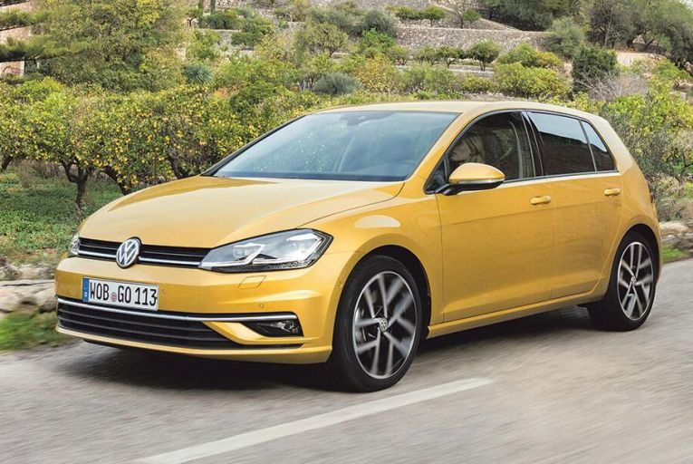 To drive, the new Volkswagen Golf is all but unchanged, with light but precise and smooth steering, good grip and excellent stability