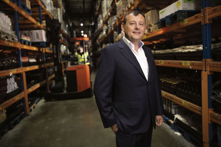 The Big Interview: Peter Jackson, chief executive of Sysco Ireland