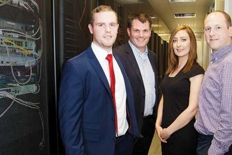 Irish telco takes on rivals with €1m data service