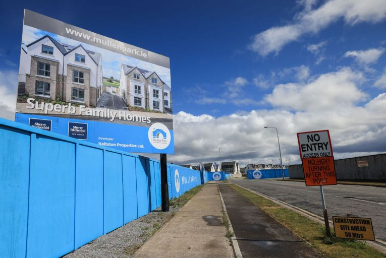 Affordable housing bodies are complaining that the investment funds are offering developers between €50,000 and €80,000 more per home, pushing up prices for the entire market