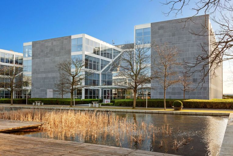 Block P2 of Eastpoint Business Park in Dublin is on sale for €15.25 million, which reflects a return of 7.35 per cent