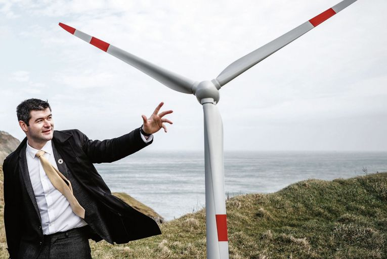 David Connolly, former chief executive of Wind Energy Ireland, talks about five changes he would make for a greener world