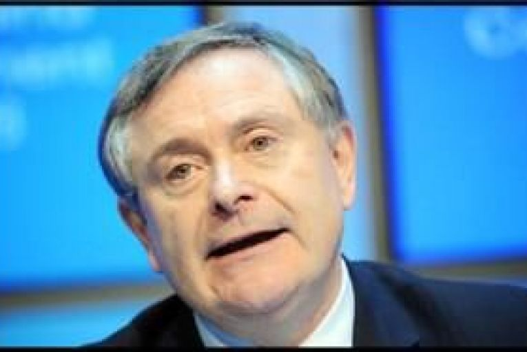 Brendan Howlin, Minister for Public Expenditure & Reform.