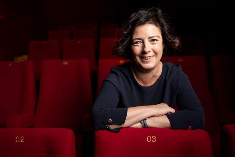 Grainne Humphreys, director of Dublin International Film Festival: 'Moving the festival entirely online did break our hearts a little, but if the option was scrapping the year then that wasn't an option.' Photo: Fergal Phillips