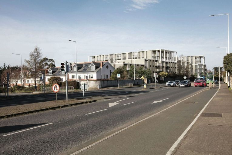 Killiney: there's a strong demand for housing in the affluent Dublin suburb, where an apartment scheme was fast-tracked two years ago