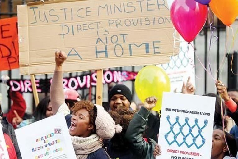 Broken Irish asylum system is abusive