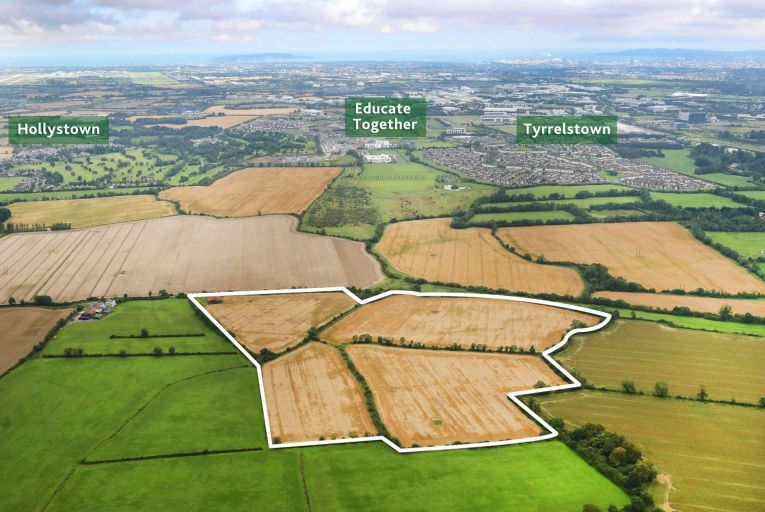 48 acres near Dublin/Meath border goes for €1.2m in online sale