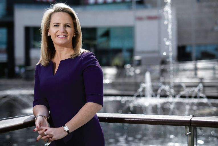 Lorraine Higgins, secretary general of Digital Business Ireland