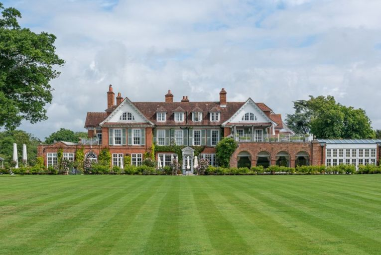 Chewton Glen, the AA's Hotel of the Year, won praise for its amenities, including its high-end spa, its golf course, its treehouse rooms and rosetted restaurants.