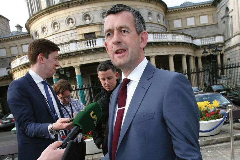 Maurice Quinlivan: the Sinn Féin TD for Limerick draws huge support from areas where poverty is prevalent Picture: RollingNews