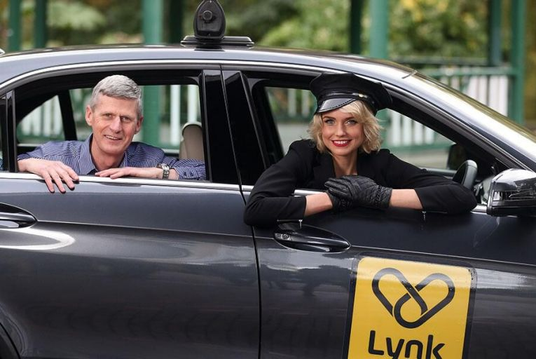 Noel Ebbs,  founder of Lynk Picture: Jason Clarke