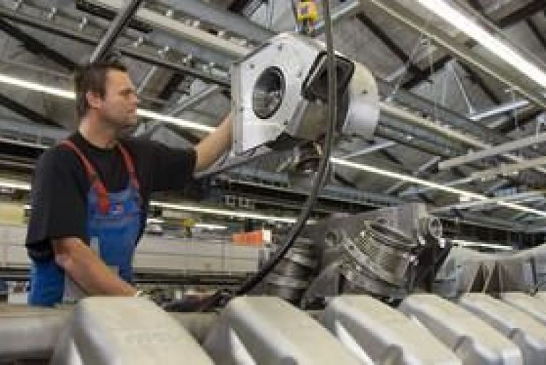 German industrial production rises more than expected