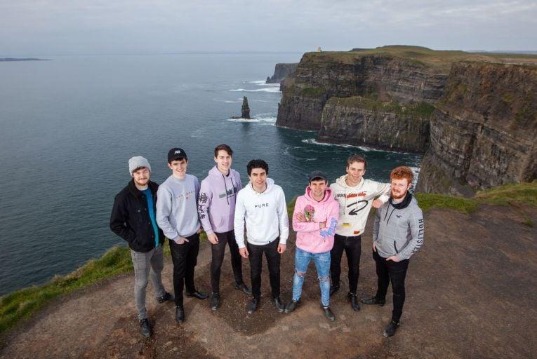 Irish dancing finds its feet on TikTok