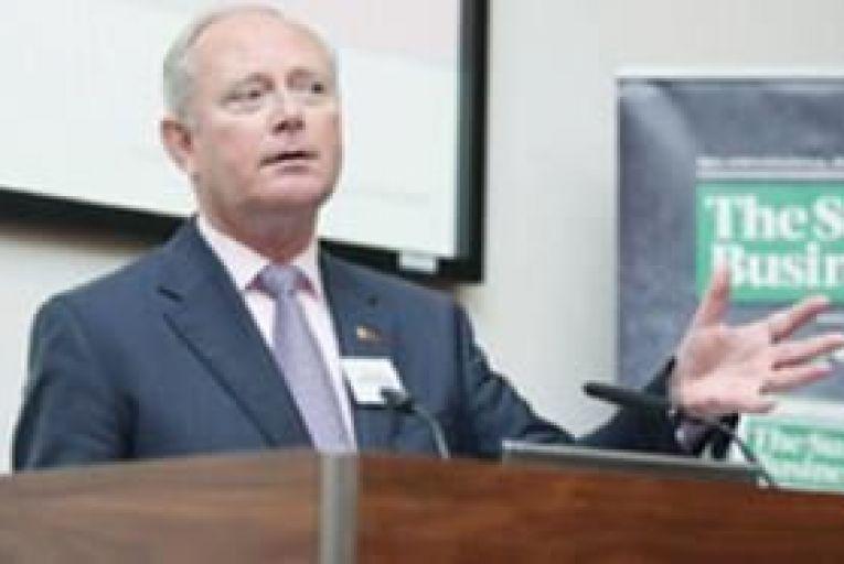 Ken Duggan, chairman of the Ireland China Business Association.