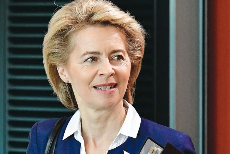 """Ursula von der Leyen needs to get central and eastern Europe on board with her climate action plan or risk another front in a """"culture war"""""""