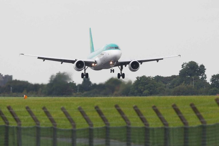 "Niall Timlin, said the airline was ""very concerned"" about the proposed deletion of a sentence from the EU's draft travel recommendations it had been informed of."