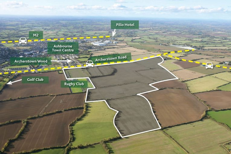 Prime farm sells on edge of Ashbourne town for almost €5m
