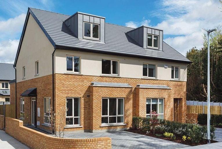 A new home at DodderBrook in Ballycullen in Dublin 24