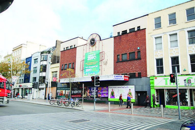 Retail site in Cork city centre on offer for €6m