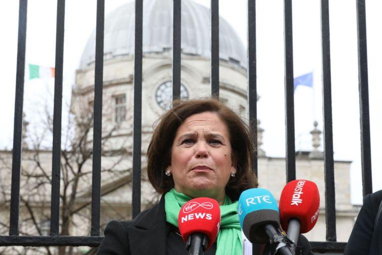 Sinn Féin disavows advice on media from supporters' group