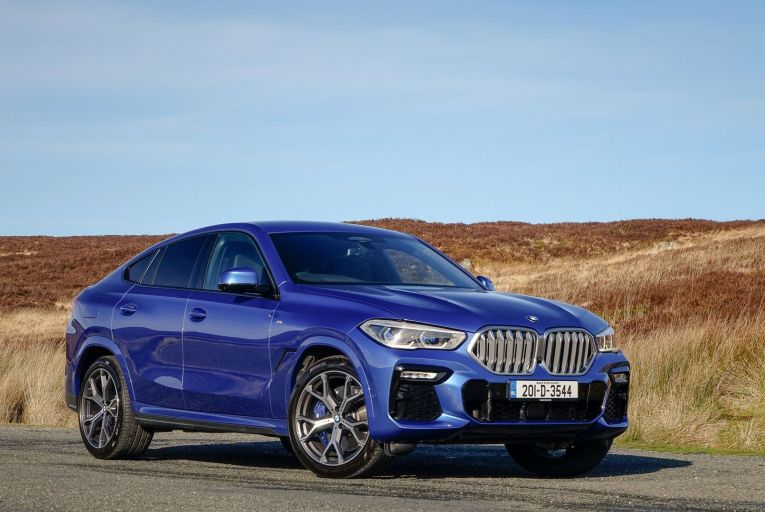 Motoring: BMW goes big again with latest X6