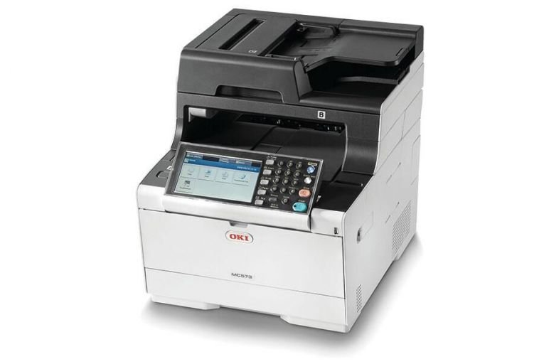 Oki's MC573 printer starts at €600