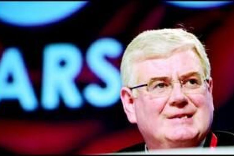 Gilmore strikes upbeat, if cautious, note on state of the nation's finances