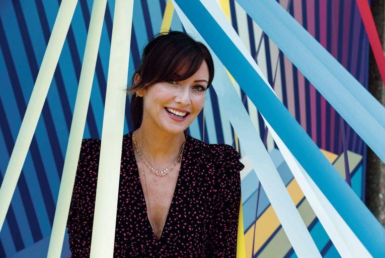 Jennifer Zamparelli: 'I'm happy where I am. I'm sick of setting goals. What's next? Nothing, that's what's next!'