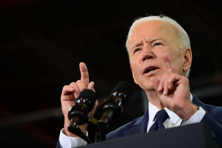 Joe Biden is bringing back the idea of 'big government' in America. Picture: Getty
