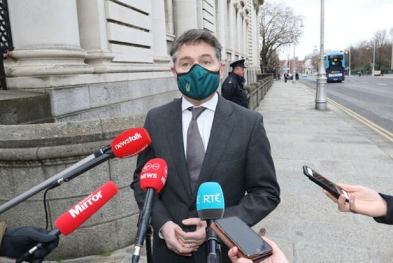 Donohoe warns pandemic has boosted international calls to raise corporate tax