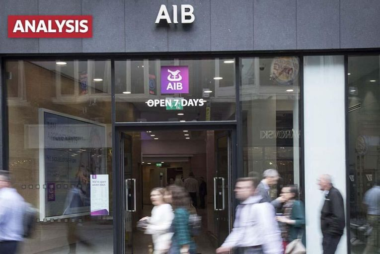 AIB's first post-float figures - what to watch for