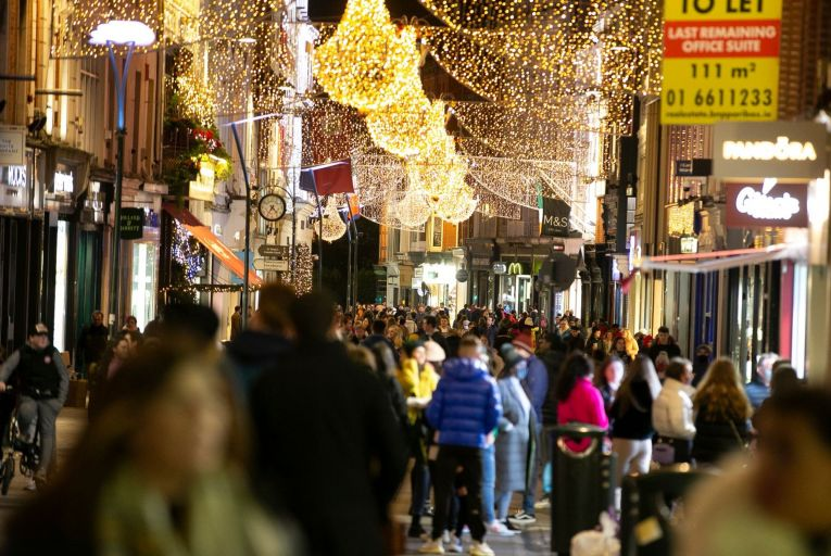 Christmas brings with it unique public behaviours including busy retail and hospitality settings as well as increased international travel, cross-country movement and increased household visits