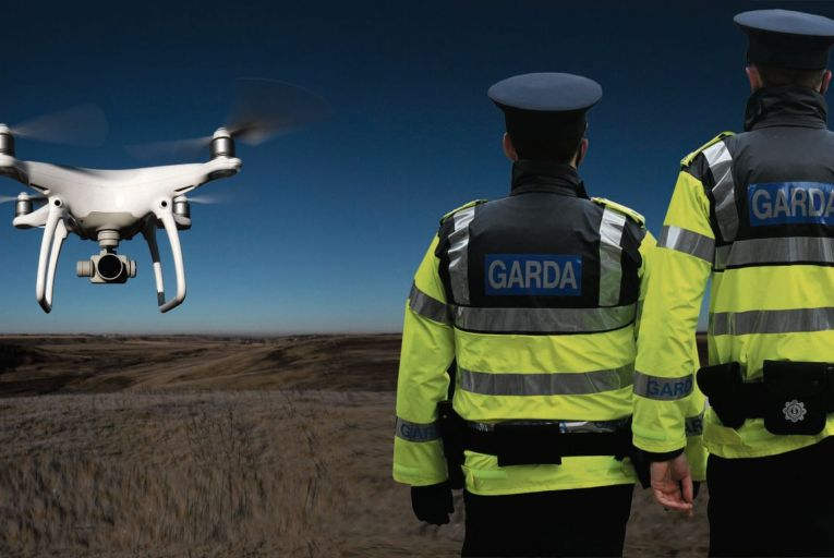 Gardaí to look into using drones for first time