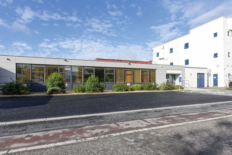 Fully-let industrial unit in Galway city for €3.75m