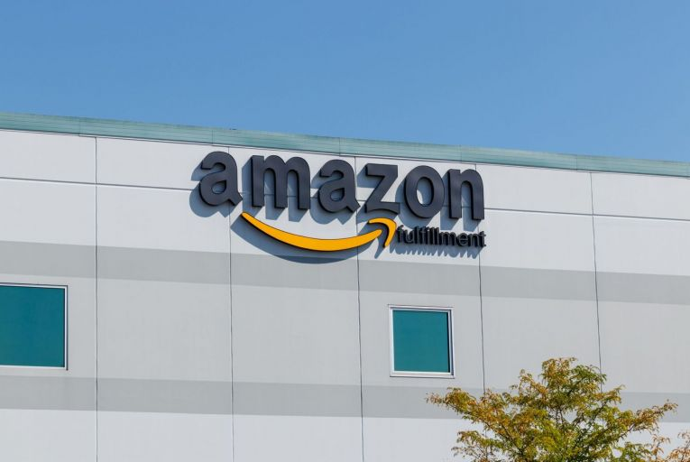Amazon's planned fulfilment centre, located at the Mountpark logistics centre in Baldonnell, Co Dublin is reportedly valued at €60 million. Picture: Getty
