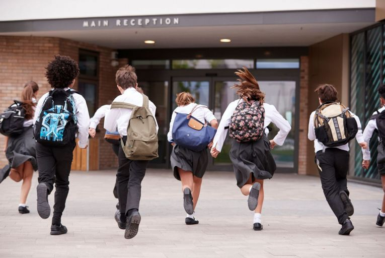 Only one in four boys said that they always liked school compared 41 per cent of girls