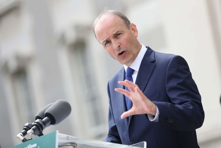 New affordable housing plan  will be a 'step change' in policy, Taoiseach insists