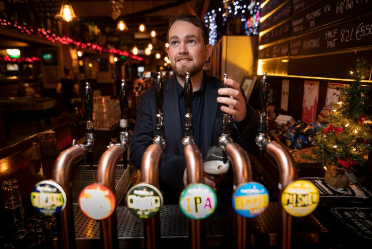 Porterhouse's €6m brewery gives added incentive to shift the pints