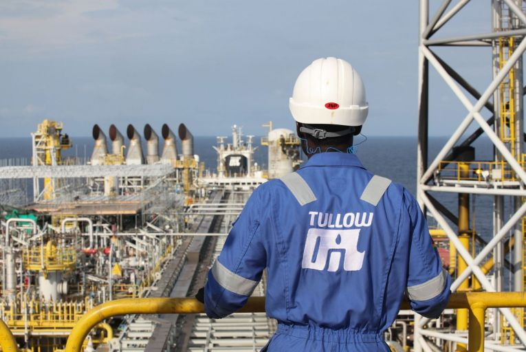Investor wrath pushes Tullow Oil shares down more than 70%