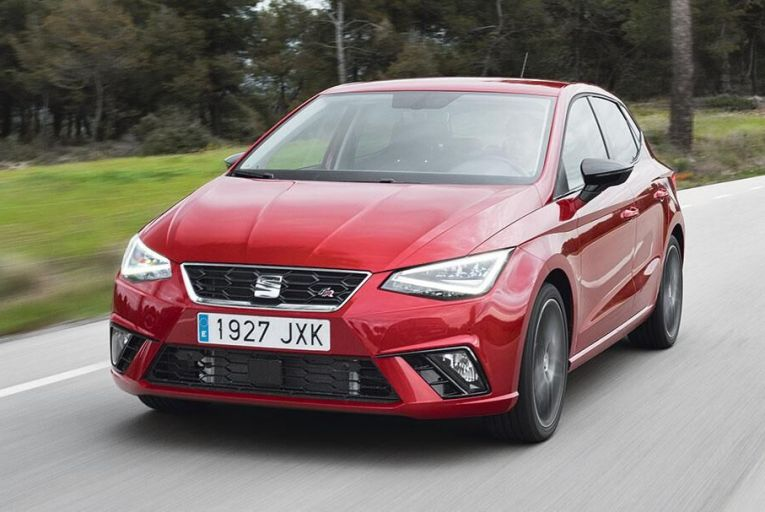 The new Seat Ibiza offers smart styling and engaging driving