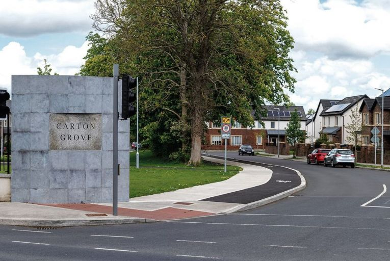 In 2019, Urbeo bulk-purchased nearly two-thirds of the 143 new-build homes in Carton Grove housing estate in Maynooth