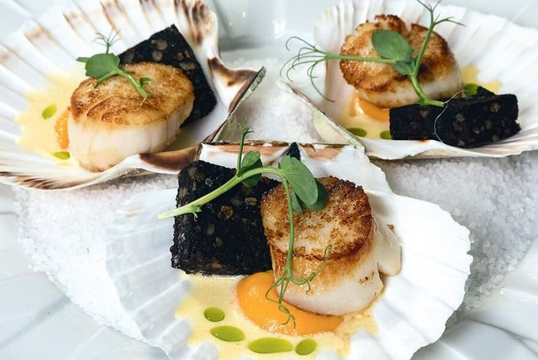 A trio of delectable winter dishes