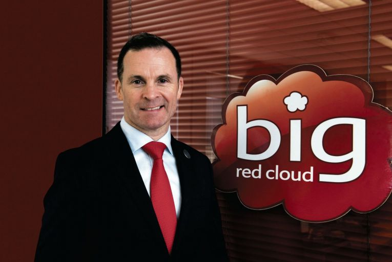 Marc O'Dwyer, chief executive of Irish accounting software solution Big Red Cloud