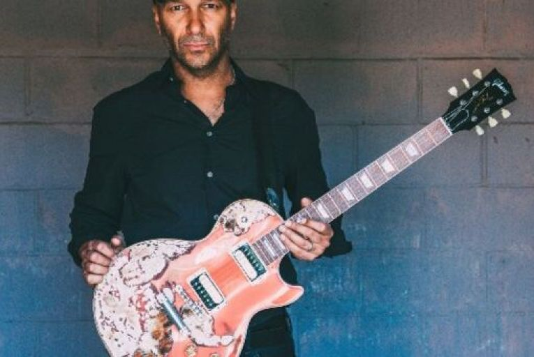 Tom Morello, guitarist with Rage Against the Machine, is guest on US political podcast The Bunker