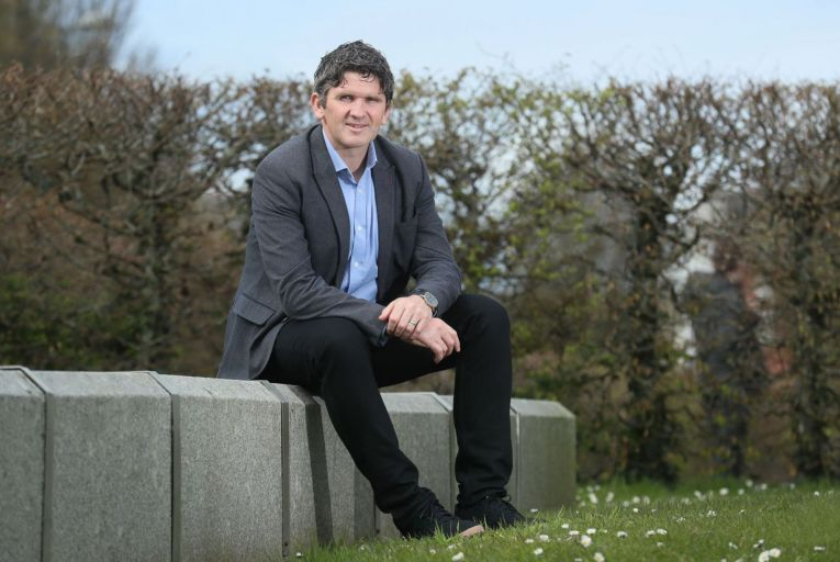 Jason Lalor, European executive director of Square: 'I'm always amazed by how big the talent pool is here. The quality of candidates in Ireland is as good as you get.' Picture: Finbarr O\'Rourke