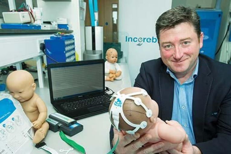 €750,000 funding for device simplifying infant EEG scans